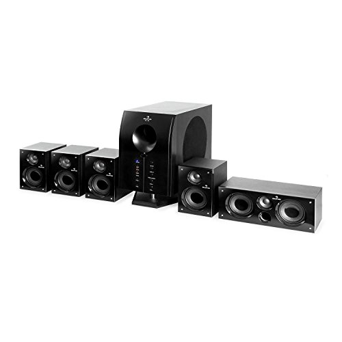 Auna Areal 525 BK Home Cinema 5.1 • Equipo
