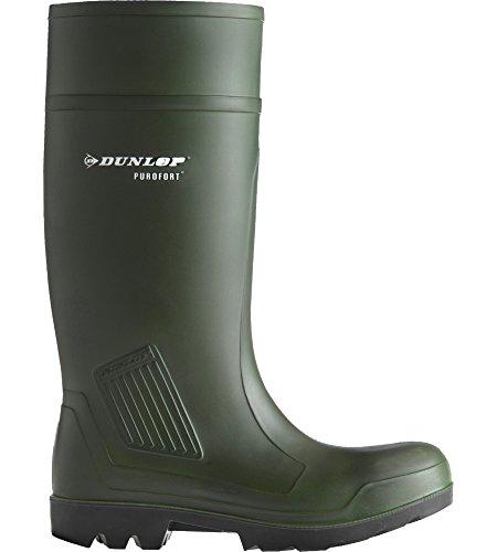 A.Potthoff Dunlop Gummistiefel Purofort Professional Dunkelgrün
