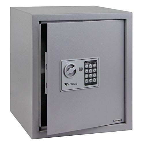Möbeltresor Safe GUARD mit elektronischem Zahlenschloss Kleintresor Elektronikschl...
