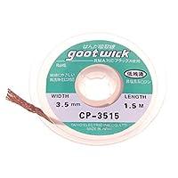 3.5mm Solder Wick Remover Desoldering Braid Wire Sucker Cable by Broadfashion