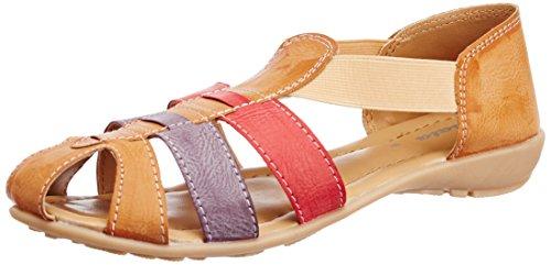 BATA Women's Felix Blue Fashion Sandals - 5 UK/India (38 EU) (5519299)