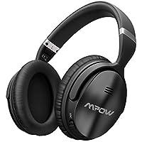 ... Auriculares Bluetooth Diadema Estéreo de Alta Fidelidad, Auriculares Cerrados ,Auriculares Inalambricos Plegables con Estuche para PC / Celulares / TV, ...