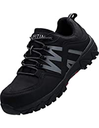 WHITIN Safety Shoes Steel Toe Caps Trainers