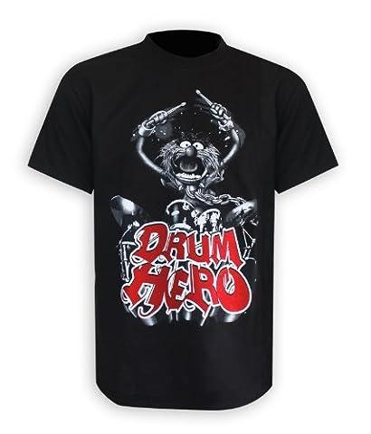 Muppets T-Shirt Drum Hero (XXL)