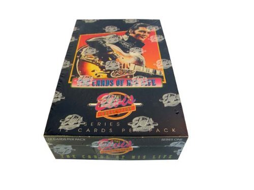 1992 River Group The Elvis Collection Series 1 Unopened Box