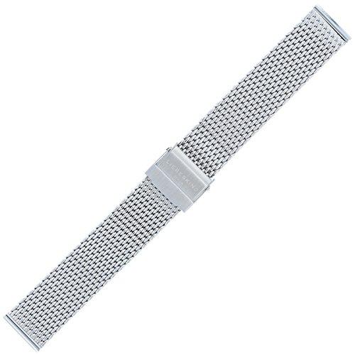 Liebeskind Uhrenarmband 20 mm Edelstahl Silber - Uhrband B_LT-0070-MQ