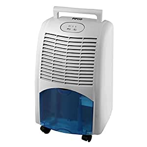 Pifco P44013 10 Litre Dehumidifier and Auto Defrost with 1.8 Litre Tank, White