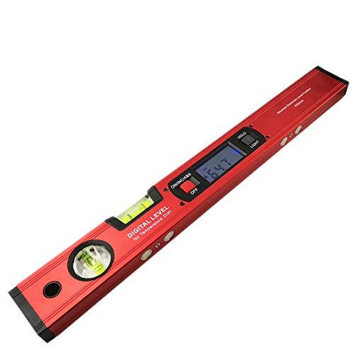 Mifive Digital Winkel Messer Winkel Sucher Elektronische Ebene 360 ??Grad Neigungs Messer Mit Magneten Neigungs Winkel Slope Tester Lineal 400 Mm