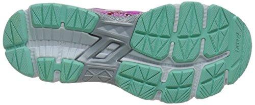 Asics GT-1000 4 GS Maschenweite Laufschuh Pink Glow/Hot Pink Ribbon