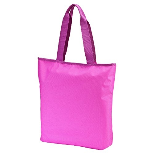 Puma Fundamentals Shopper Shopper Bag Fucsia/Grigio