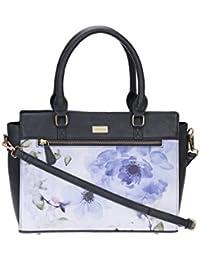 Satya Paul Women's Handbag (Deep Blue)