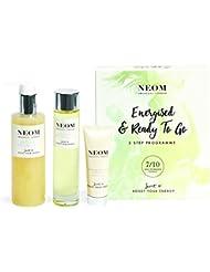 Neom Organics London Energised & Ready To Go 3 Step Programme