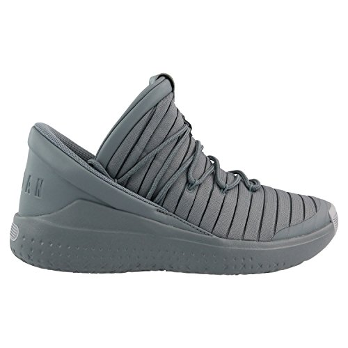 Nike Kinder Jordan Flight Luxe BG (GS) Grau Mesh/Textil Sneaker 39 - Nike Herren Flight Basketball-schuhe