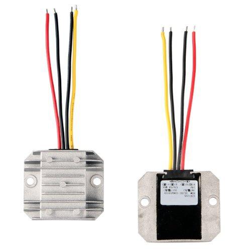 Regulador Convertidor Corriente Tensión de 24V a 12V 5A 60W