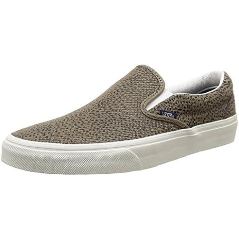 Vans U Classic Slip-On Cheetah Suede - Zapatillas bajas unisex