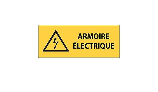 Panneau Pvc Armoire Electrique 200 X 80 Mm Amazon Fr Bricolage