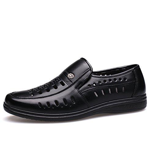 Hommes est perméable à l'air dans les chaussures d'été/chaussures creuses/Bouchons ronds pied chaussures occasionnelles de l'entreprise A