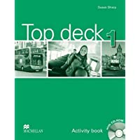 Top Deck Level 1 Activity Book and CD Rom by S. et al Sharpe (2013-01-02)