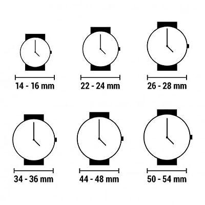 Lorus Reloj analogico para Mujer de Cuarzo con Correa en Acero Inoxidable RG279HX9 de Lorus