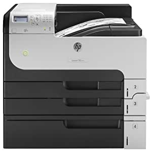 HP CF238A#B19 - LaserJet Enterprise 700 M712xh, print, A3, mono, 40ppm, duplex, 512MB, 100 sheet multipurpose paper tray, 2 250 sheet paper trays, 500 sheet paper tray, 2 hi-speed USB 2.0, 1 hi-speed USB 2.0 device, 1 gigabit ethernet 10/100/1000 Base-T, 1 hi-speed USB 2.0 easy access walkup port, 1 hardware integration pocket (HIP), HP ePrint, Apple AirPrint, one year onsite warranty