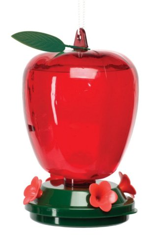 Audubon (Kunststoff Apple Kolibri Feeder, 40 Oz Modell 5566 (Apple-anleger)