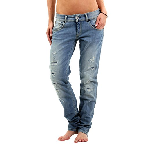RA-RE Damen Jeans Hose Lenna Denim Blue 22DB50046 Blue