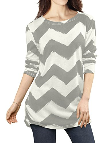 allegra-k-woman-zig-zag-pattern-knitted-loose-tunic-shirt-grey-white-l