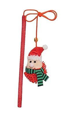 Rosewood Jingling Santa Catnip Teaser