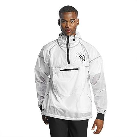 New Era Men Jackets / Lightweight Jacket Snow Stealth NY Yankees Smock white M