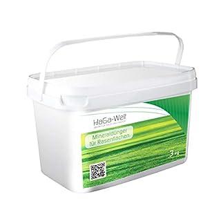 Mineraldünger für Rasenflächen Rasendünger NPK-Dünger Dünger Düngemittel 3kg