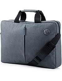 """HP Custodia per Notebook fino a 15.6"""", Grigio/Interno Azzurro"""