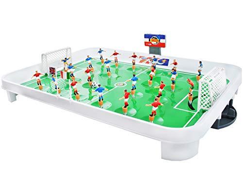 ISO TRADE Juego Mesa fútbol plástico tamaño L -