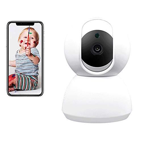 DBM-TOR Cámara IP de Seguridad, WiFi de Doble vía de Audio 1080P IR Monitor de Video de visión Nocturna...
