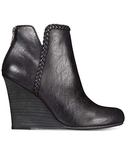 Report Signature Frauen Rosemary Geschlossener Zeh Fashion Stiefel Schwarz Groesse 10 US /41.5 EU -