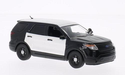 ford-police-interceptor-utility-schwarz-weiss-2014-modellauto-fertigmodell-first-response-143