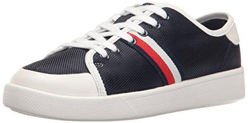 Tommy Hilfiger Women's Spruce Sneaker, Black, Medium