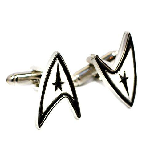 Cuff-Daddy-Gemelli da polso di Star Trek, Star Trek Insignia Cuff