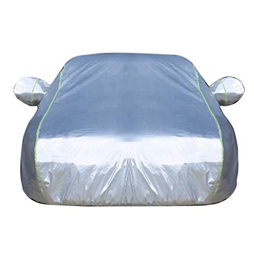 Car Cover Compatibile con Mercedes-Benz A180 A200 A260 Sport C180 C200 C180L C200L Prezzo-up Spessore Rain-Proof Protezione copriauto Sole (Color : A200)
