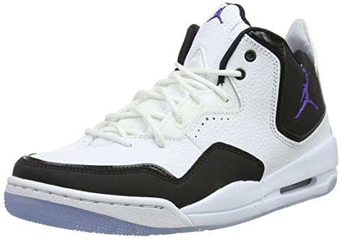 brand new 762cd f8c11 Nike Jordan Courtside 23, Scarpe da Basket Uomo, Bianco (White Dk Concord