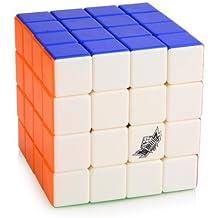GoodCube New Cyclone Boys 4x4x4 stickerless Magic Cube Educational Toy