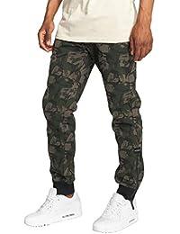 Rocawear Camou Fleece Sweat Pants Herren Jogginghose Sporthose  Trainingshose Fitnesshose Stoffhose Relaxhose Laufhose Jogger DefShop  Camouflage 5a6371ad57
