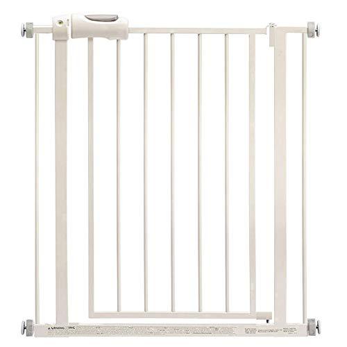 Barrière de sécurité Extra Large Porte Bébé Extension De Pression Fit Fit Automatique Fermer Porte pour Chat Dog Stair Doorway Cour De Jeu À L'intérieur (Taille : Width 105-114cm)