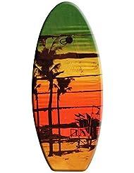Bodyboard / Wellenreiter / Surfbrett Caribic Sun 100 cm