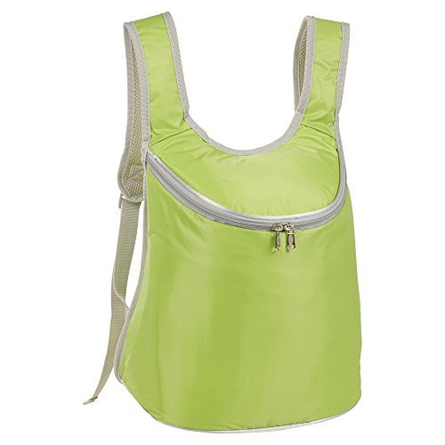 zipped-foil-lined-cooler-bag-freezer-backpack-for-picnic-lunch-food-drinks-travel-lime-green