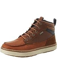 eb4b306428b Amazon.co.uk: Geox - Boots / Men's Shoes: Shoes & Bags