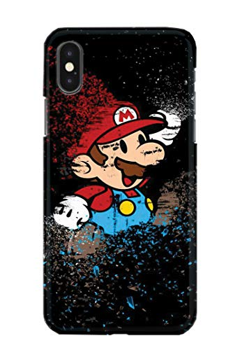 Case Me Up Handy Hülle für iPhone X Xs Super Mario Bros Luigi Old School Game 15 Designs