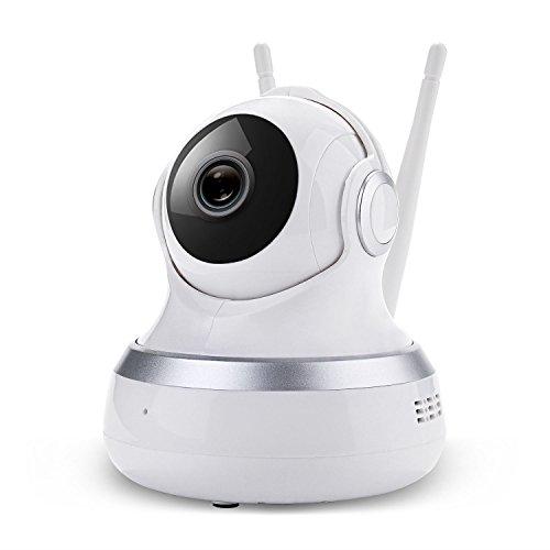 Agptek telecamera di sicurezza 1080p telecamera interna cctv a telecamere hd ip wifi smart wifi