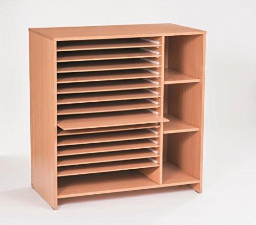 Meuble à papiers à tiroirs (RANGEMENT PAPIER)