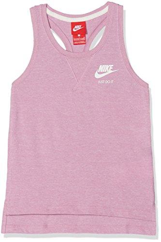 Nike Kinder Gym Vintage Trainingstank, violett, XL-158-170 cm Preisvergleich