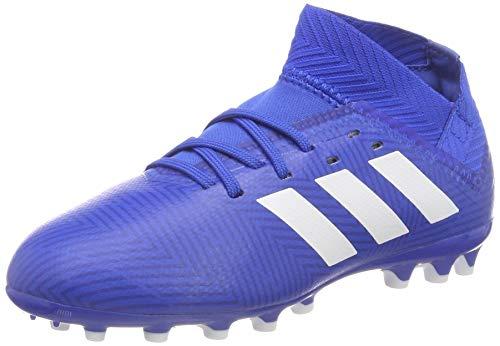 huge selection of a5ec7 8733c adidas Nemeziz 18.3 AG, Zapatillas de Fútbol para Niños, Roj